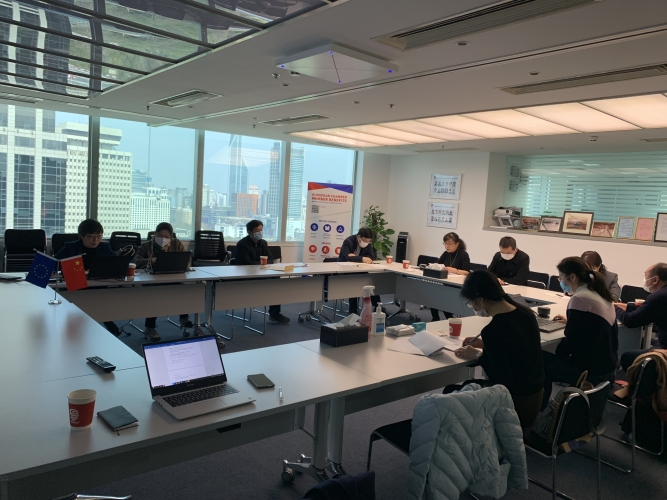 Government Policies that Support Business Operations during the COVID-19: A Discussion with the Shanghai Local Authorities